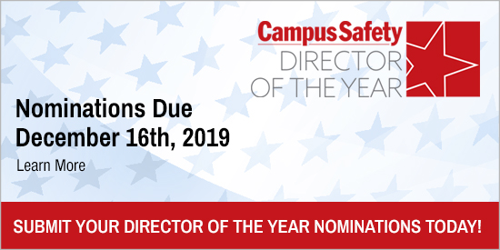 Campus Safety Director of the Year Awards