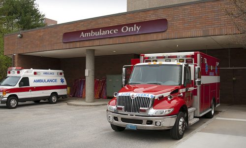 Man Attempts to Steal Ambulance from Hoboken Hospital