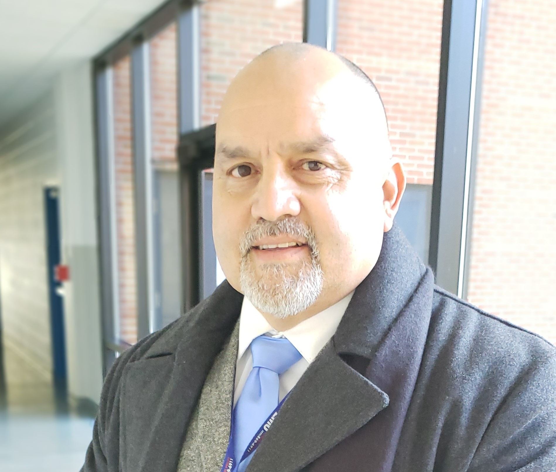 Spotlight on Campus Safety Director of the Year Finalist Cesar Gracia