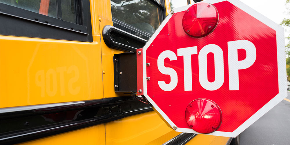 School Bus Security Footage Shows Driver Assault 10-Year-Old