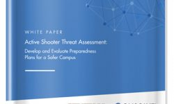 Active Shooter Threat Assessment: Develop and Evaluate Preparedness Plans for a Safer Campus