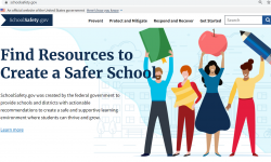 DHS, Dept. of Ed, DOJ and HHS Launch SchoolSafety.gov
