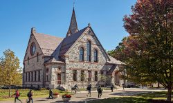 Read: Historic UMass Amherst Chapel Made ADA Compliant by Boston Architecture Firm