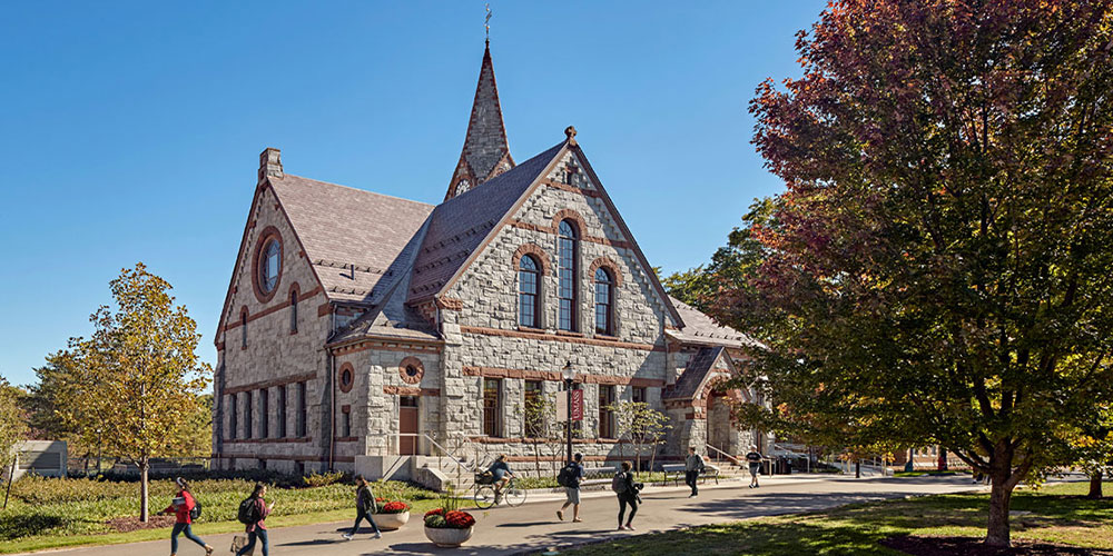 Historic UMass Amherst Chapel Made ADA Compliant by Boston Architecture Firm