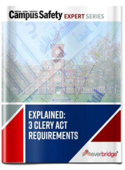 Avoid Confusion: Clery Act Requirements Explained