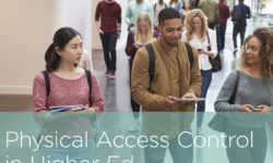 Physical Access Control in Higher Ed
