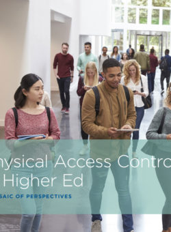Read: Physical Access Control in Higher Ed