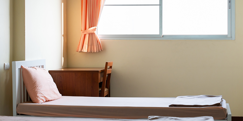 Colleges Prepping Dorms for Overflow Coronavirus Patients