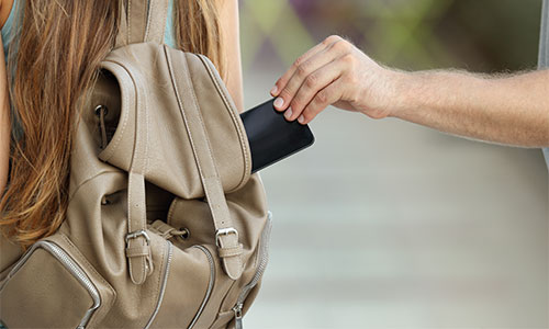 Mobile Device Theft on the Rise at Schools, Universities