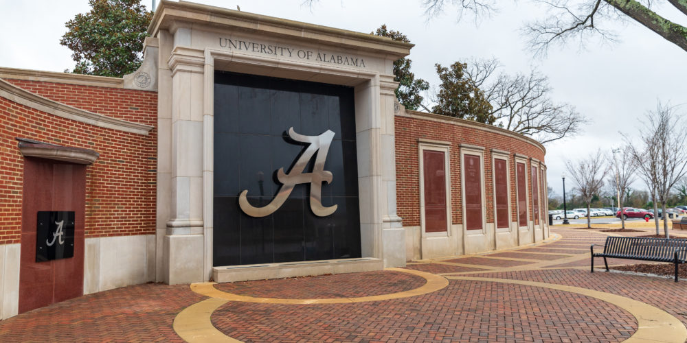Fire Damages University of Alabama Music Building