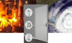 ASSA ABLOY Launches Explosion and Hurricane-Resistant Door