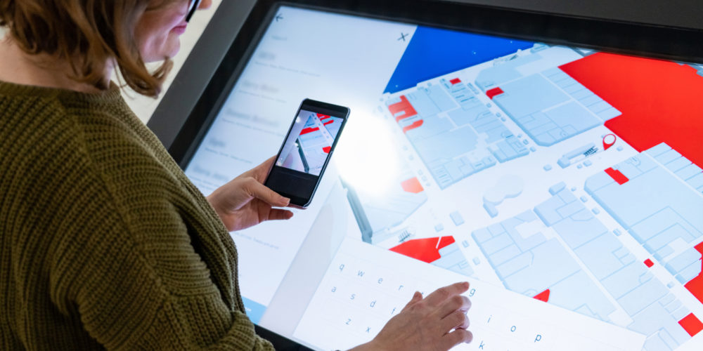 Cleaning vs. Disinfecting Touch Screens: What's the Difference?