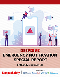 Exclusive Research: Emergency Notification Special Report