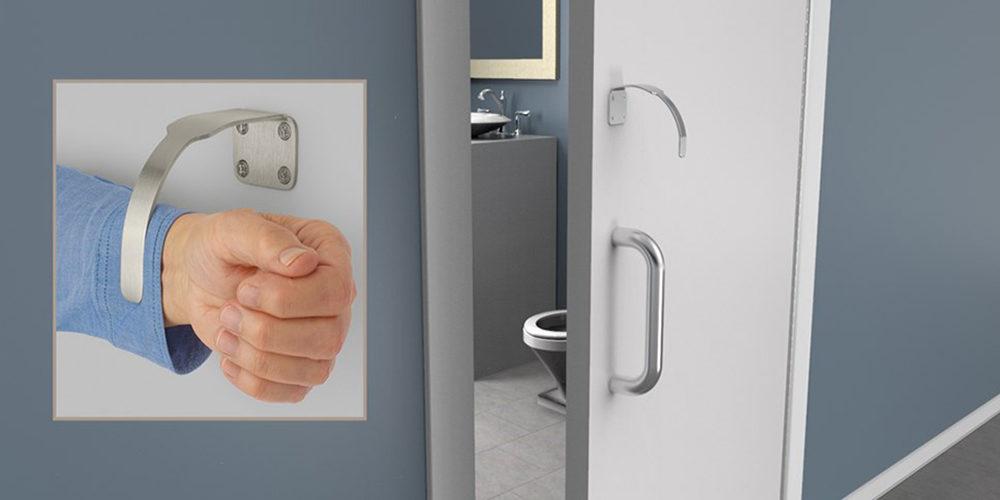 ASSA ABLOY Debuts Hands-Free Door Opening Solutions