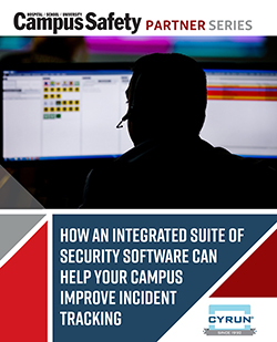 How an Integrated Suite of Security Software Can Help Your Campus Improve Incident Tracking