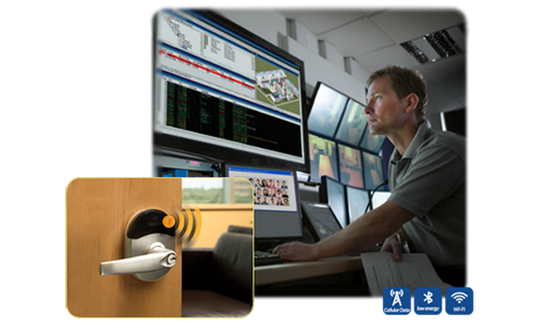 PDC IDenticard PremiSys Integrates with Schlage Wireless Locks