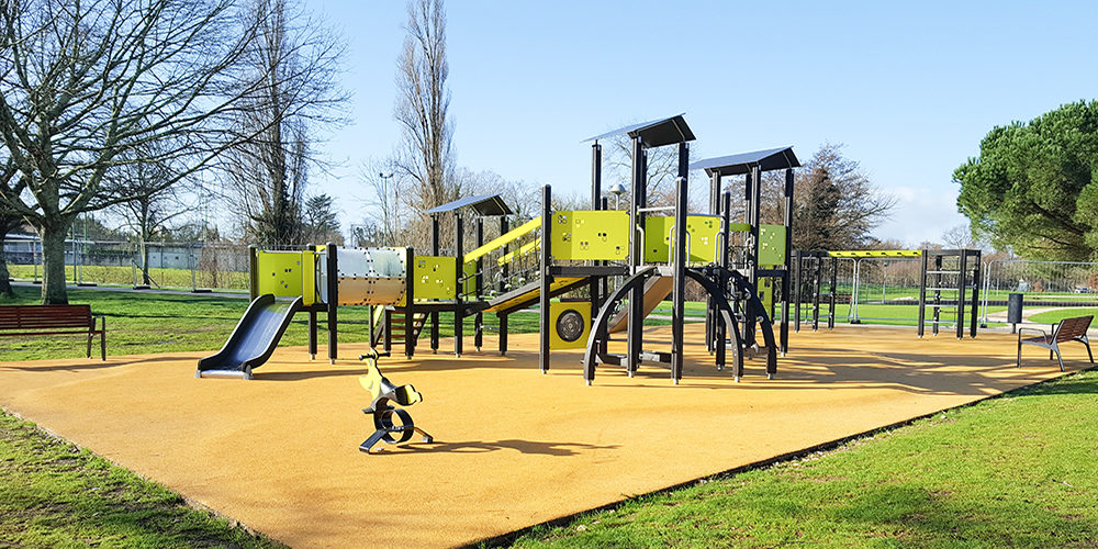 Iowa City Community Schools to Make All Playgrounds ADA-Compliant