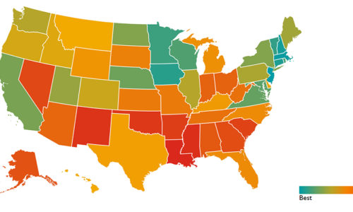 Where Does Your County Rank Regarding Disadvantaged Children?