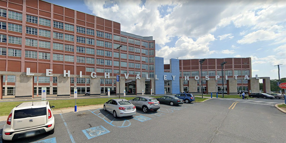 Man Bites Lehigh Valley Hospital Security Officer, Assaults State Troopers