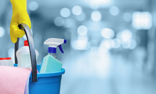 More Than 28 Million Disinfectant Wipes Needed for Single Cleaning of America's Schools