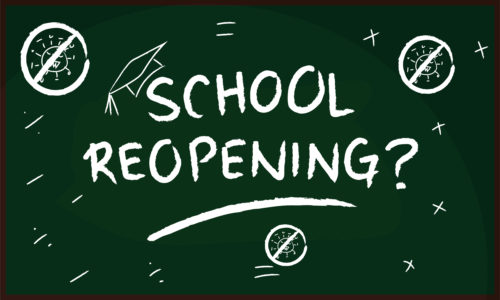 New Data Reveals Schools' Top Safety Concerns about Campus Reopenings