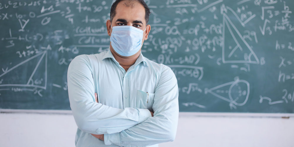 Teachers Call In Sick Due to COVID-19 Safety Concerns