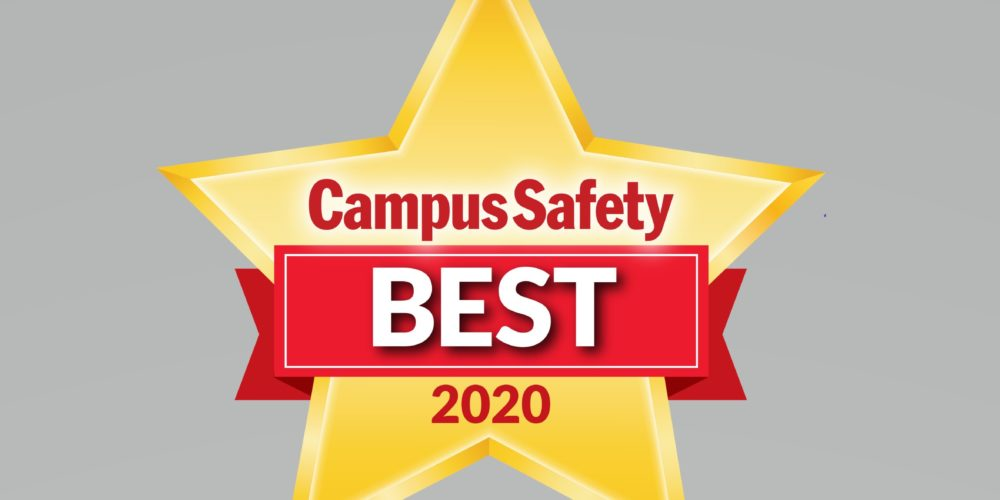 Announcing the 2020 Campus Safety BEST Award Winners