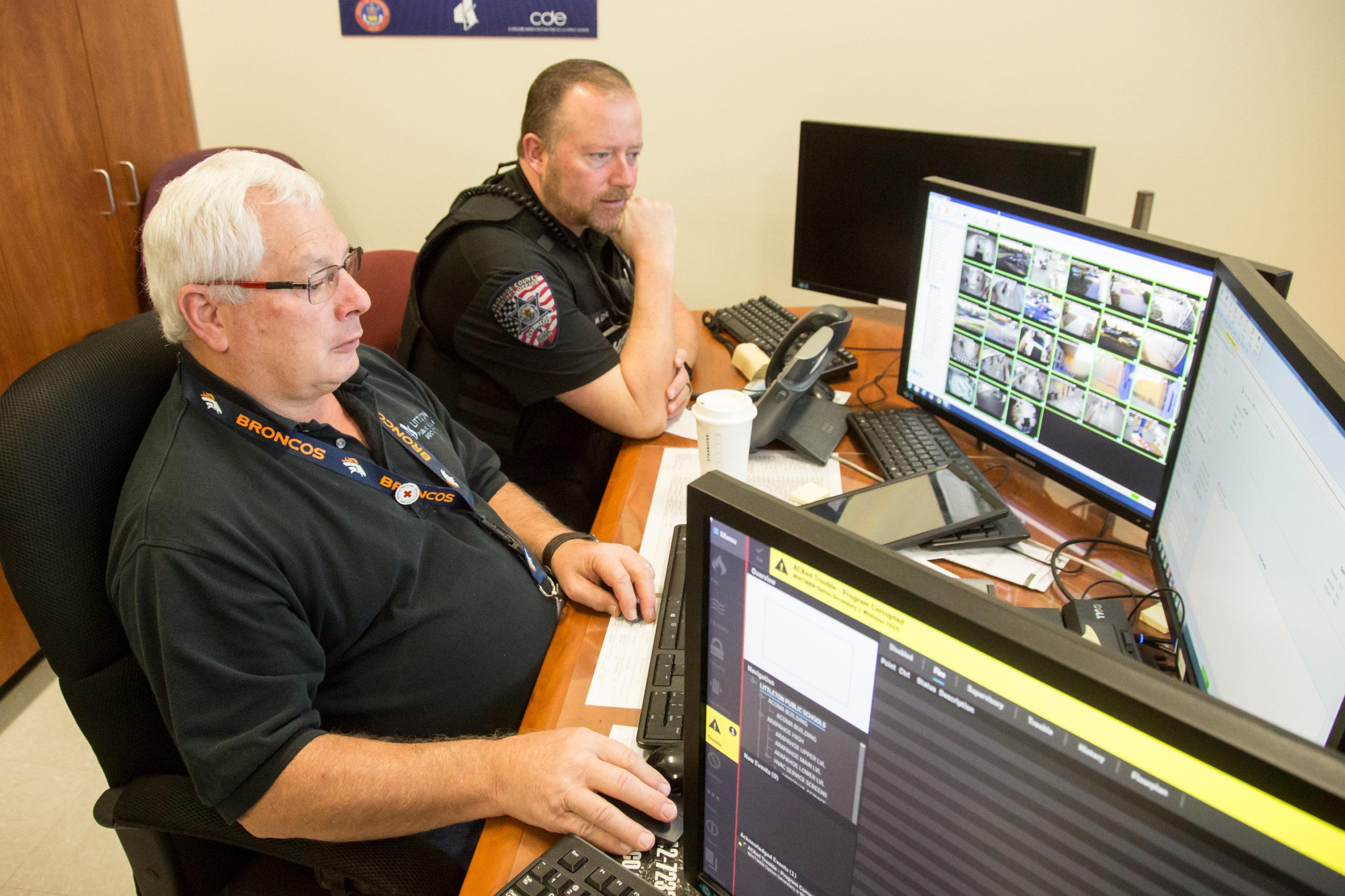 Littleton Public Schools Unified Security Technology Program