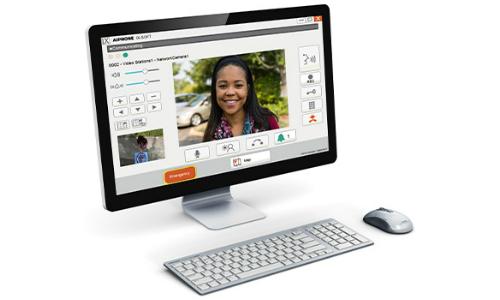 Aiphone IX-SOFT PC Master Station Software Transforms PCs Into Intercoms