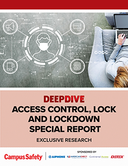 Read: Exclusive Research: Access Control, Lock and Lockdown Special Report