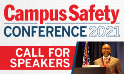 Campus Safety Conference Announces 2021 Call for Speakers