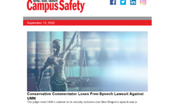 Read: Subscribe to Campus Safety's Newsletters? Read This.