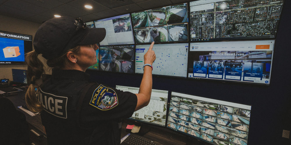 Florida Police Department Adopts New Software Solution to Address School Security Issues