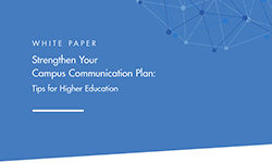 Strengthen Your Campus Communication Plan