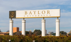Baylor Fined Over $460,000 for Clery Act Violations