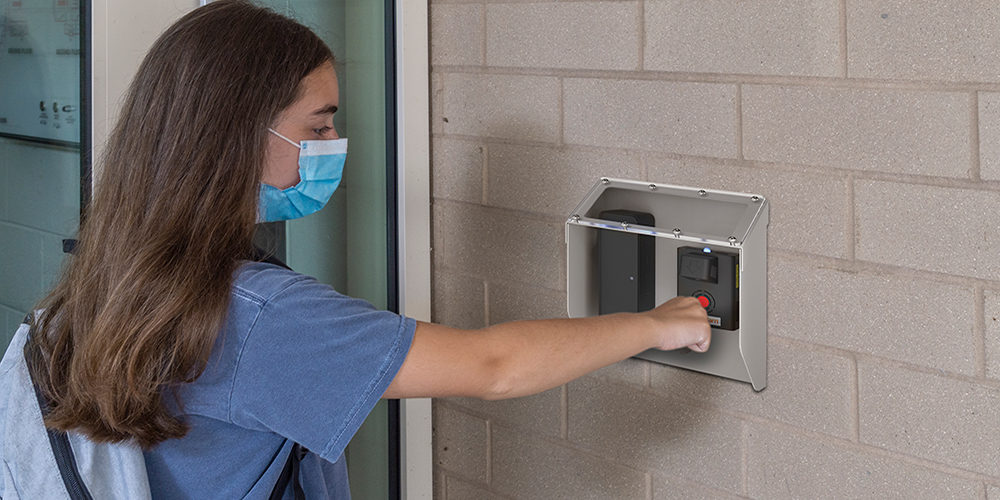 FeverWarn Self-Service Thermal Scanning Solution for Schools, Hospitals
