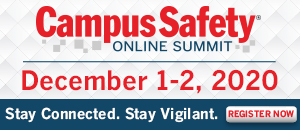 Campus Safety Online Summit Registration Promo
