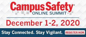 Campus Safety Online Summit Registration Promo