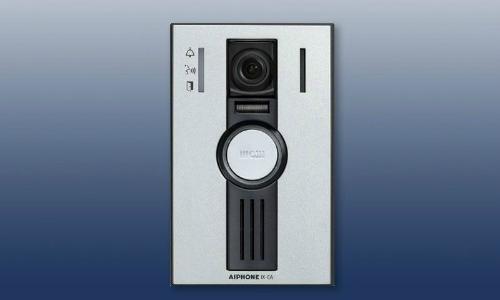 Aiphone Adds IP Video Door Station Intercom to IX Series Portfolio