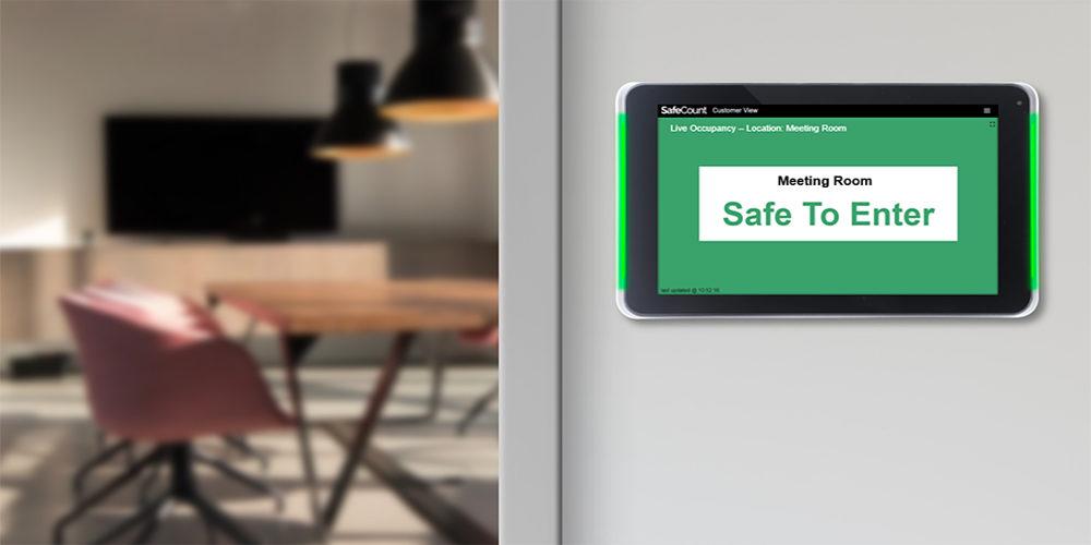 Irisys SafeCount Solution Automates Occupancy Compliance