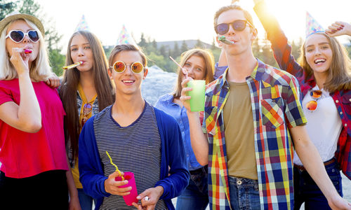 CDC: More Kids, Adolescents Got COVID from Social Events Than School