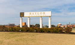 Baylor Fraternity, Landlord Settle Lawsuit with Alleged Rape Victim