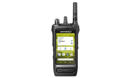Motorola Solutions Debuts MOTOTRBO™ Ion Smart Radio