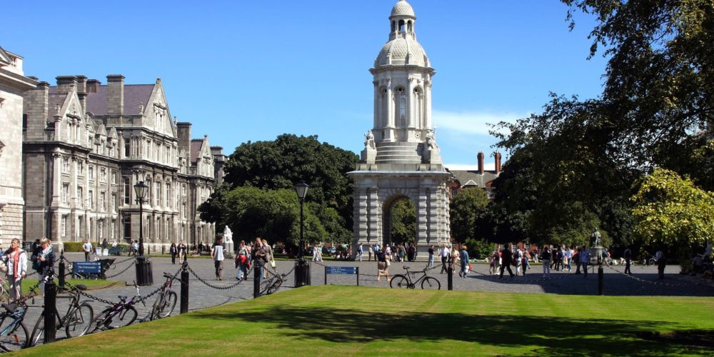 Trinity College Dublin Enhances Safety with SafeZone from CriticalArc