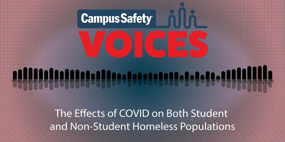 COVID-19's Impact on Both Student and Non-Student Homeless Populations