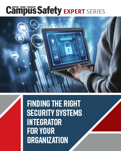 Read: Finding the Right Security Systems Integrator for Your Organization