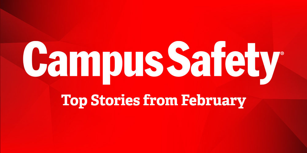 10 Most Read Stories from February 2021: Healthcare Security, Title IX/Clery