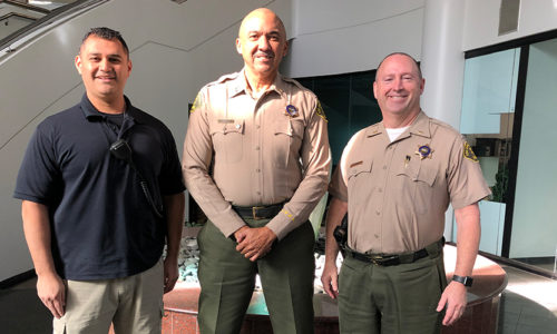 LA Sheriff's Department Teams Up with Clinicians to Minimize Campus Threats