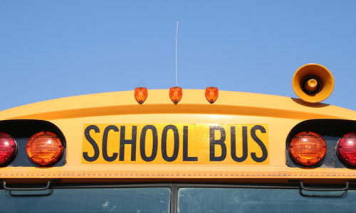 6 Scary Incidents Caught on School Bus Video Surveillance