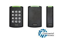 Continental Access Introduces E-Access Readers